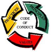 a code of conduct online and online safety rules online