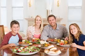 family dinner can help victims of cyberbullying