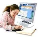 see all homework being done online