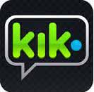 Kik a messaging app