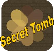 secret tomb is used to hide